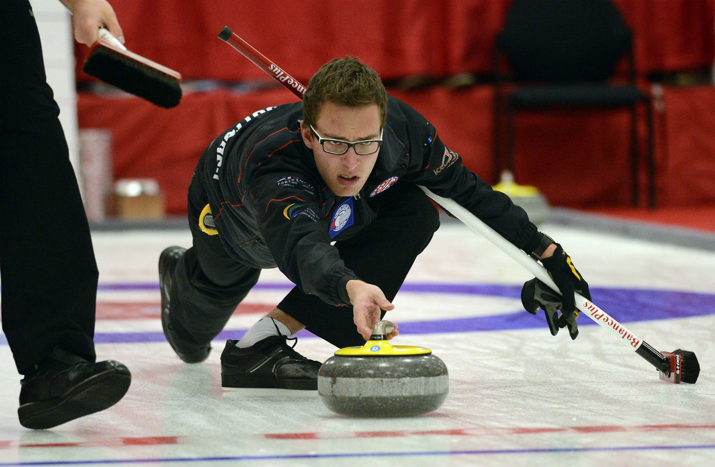 United States Curling Association  Universal Sports to